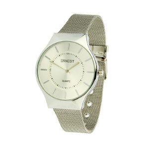 Ernest horloge parc zilver