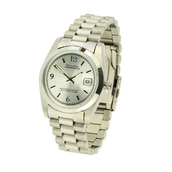 Horloge Philippe Constance horloge zilver-0