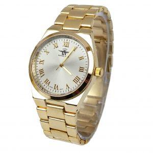 Michael John horloge si goud zilver