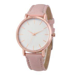 Horloge hour roze-0