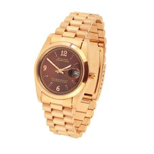 Philippe Constance horloge rose bruin