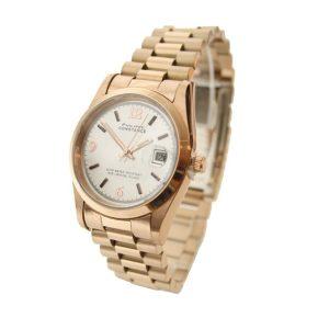 Philippe Constance horloge rose zilver