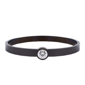 armband-bangle-steen-zwart