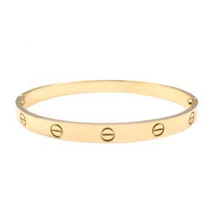 stalen-armband-bangle-schroef-goud
