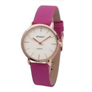 ernest-horloge-fashion-mini-roze