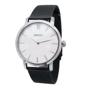 ernest-horloge-icon-zilver