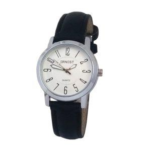 ernest-horloge-hora-mini-zwart