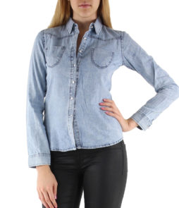 Denim blouse -0 Denim blouse -149