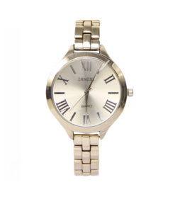 |ernest horloge brook zilver