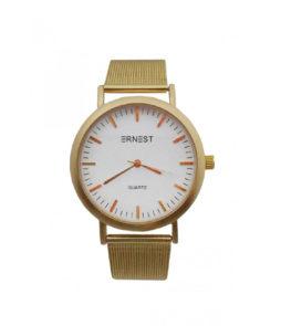 |Ernest horloge CN zilver gun|Ernest horloge CN goud zilver