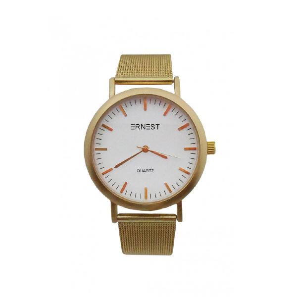  Ernest horloge CN zilver gun Ernest horloge CN goud zilver