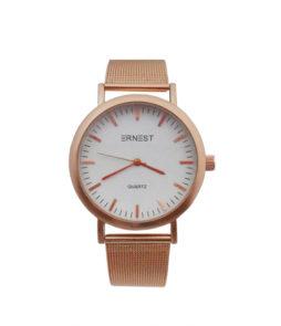 |Ernest horloge CN rose zilver|Ernest horloge CN rose goud zilver