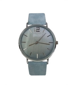  ernest horloge elita lichblauw