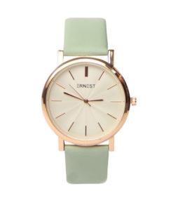  Ernest horloge mint fashion rose
