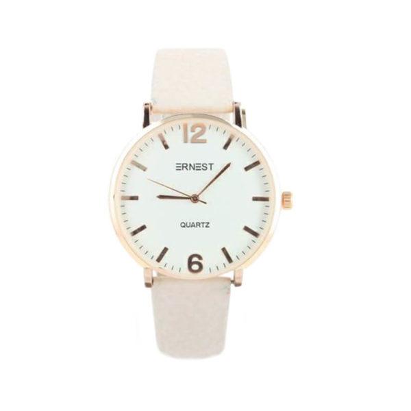  Ernest horloge cream flair 