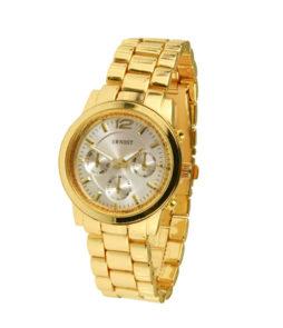 |Ernest horloge goud zilver