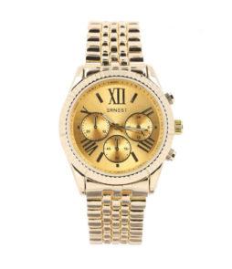 |Ernest horloge Pressley goud-0|Ernest horloge Pressley goud-741