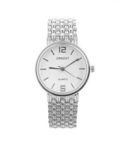 |ernest horloge zilver timeless|