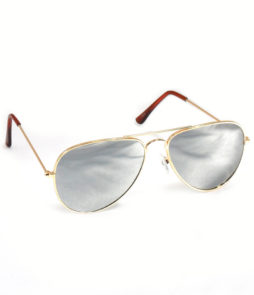 Mirror aviator zonnebril zilver-0|Mirror aviator zonnebril zilver-75