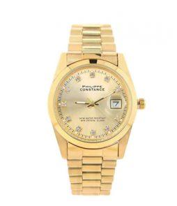 |philippe constance horloge goud