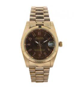 |philippe constance horloge rose plain