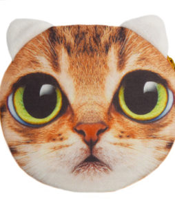 Portemonnee cat brown-0|Portemonnee cat brown-691|Portemonnee cat brown-693||