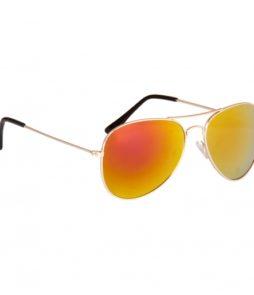 Spiegel zonnebril Aviator oranje-0|Spiegel zonnebril Aviator oranje-406