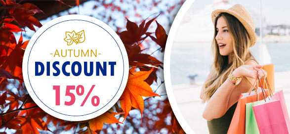 autumn discount